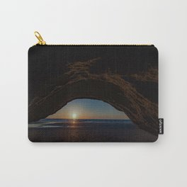 The Mystic Cavern ~ Solana Beach Carry-All Pouch