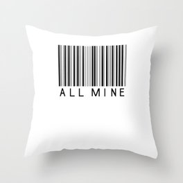 Make it yours. Throw Pillow