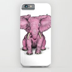 Pink Elephant and Roger iPhone 6s Slim Case