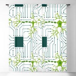 Neural Network 1 Blackout Curtain