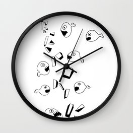 DEEPUNK Wall Clock