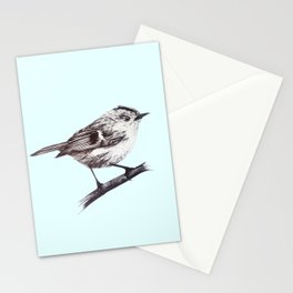 Rock wren - centred Stationery Cards