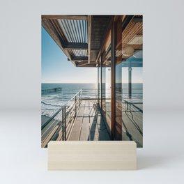 Scripps Balcony 01 Mini Art Print