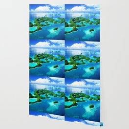 70 Wild Islands Palau Wallpaper
