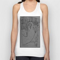 general Tank Tops featuring General by john jewell