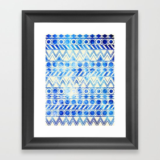 Cool Kicks Framed Art Print