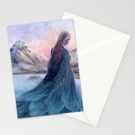 The Selkie's Cloak Stationery Cards