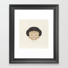 you're my only hope Framed Art Print