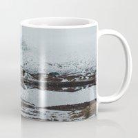 scotland Mugs featuring Glencoe, Scotland by Diana Eastman