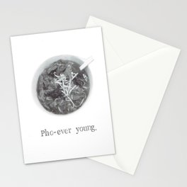 Pho Ever Young Stationery Cards