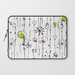 Quirky Icons Laptop Sleeve