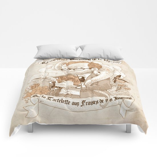 Autoportrait Comforters