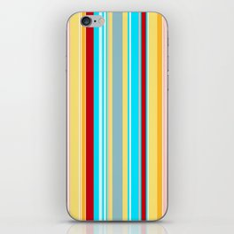 Stripes-024 iPhone Skin