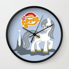 My Little Artax Wall Clock