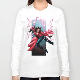 Scarlet Witch - Wanda Maximoff Long Sleeve T-shirt