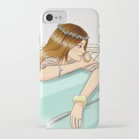 car iPhone & iPod Cases featuring Car by Lotty