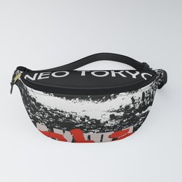 Neo Tokyo Fanny Pack