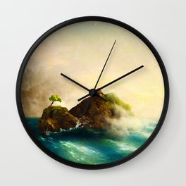 Hideout Wall Clock