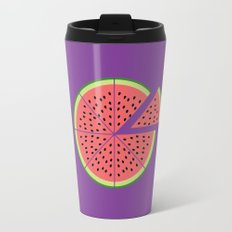 Watermelon Pizza Travel Mug