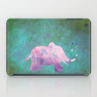 hindu iPad Cases featuring Love is in the air I by Better HOME