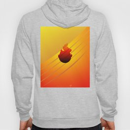 Burn Bae Burn (Fire Pattern) Hoody