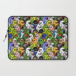 Too Many Birds!™ Bird Squad 2 Laptop Sleeve