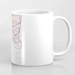 Between the Lines Coffee Mug
