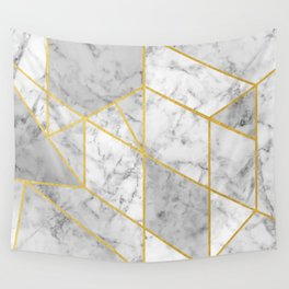 Shattered Marble 2 Wall Tapestry