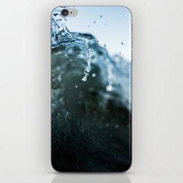 Wave Splash iPhone Skin