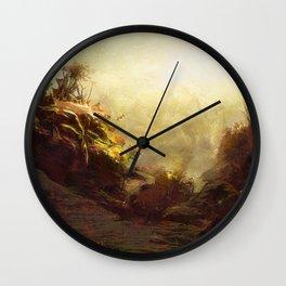 Koh Kradan, Thailand Wall Clock