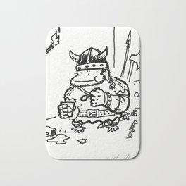 Viking Ape Enoys Cup of Yogurt Bath Mat