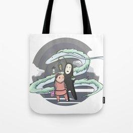 Chihiro (Spirited Away) Tote Bag