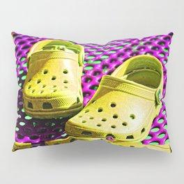 Pop Art Crocs By Sharon Cummings Pillow Sham