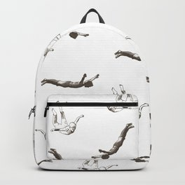 Free Falling Backpack