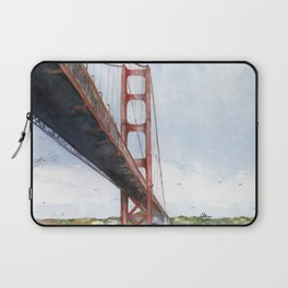 Golden Gate Bridge Laptop Sleeve