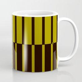 Quagga Zebra Plays Piano Coffee Mug