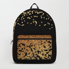Gold Rain Backpack