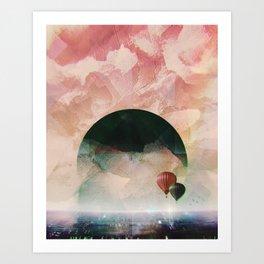 Dryft nwwhwyr Art Print