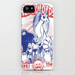 the herculoids iPhone Case