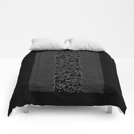 Furr Division Cats Comforters