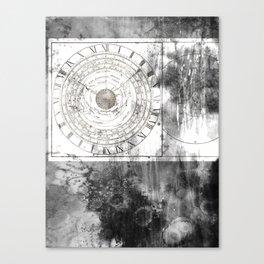 Clepsydra Canvas Print