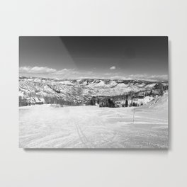 Sugar Mountain Metal Print