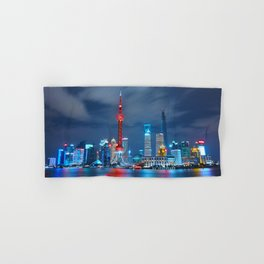 Shangai, China Hand & Bath Towel