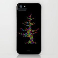 teTREEs iPhone (5, 5s) Slim Case