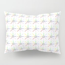 Sun and color 4 Pillow Sham
