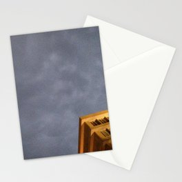 #28Photo #RainClouds #Abstact #VisualJournal Stationery Cards