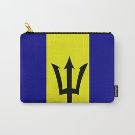 Flag of Barbados Carry-All Pouch