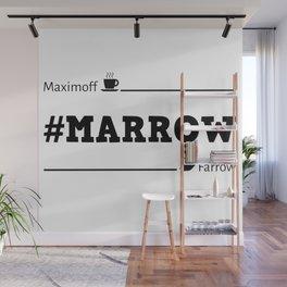 Marrow Wall Mural