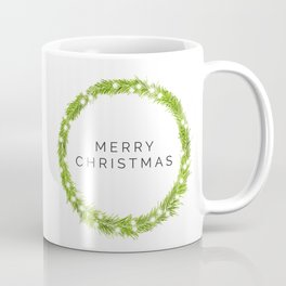 Minimalist Christmas Coffee Mug