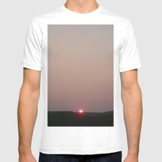 Almost gone Mens Fitted Tee White MEDIUM